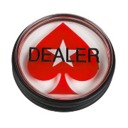 "Кнопка Dealer ""PokerStars"""